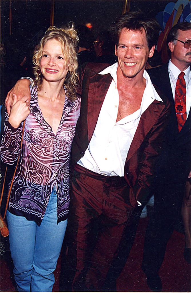 Kevin Bacon and Kyra Sedgwick, 1996