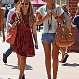 American Dreaming — The Saturdays' Top 10 LA Style Moments