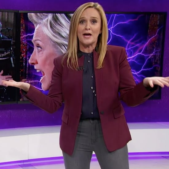 Samantha Bee Criticized the Media For Donald Trump