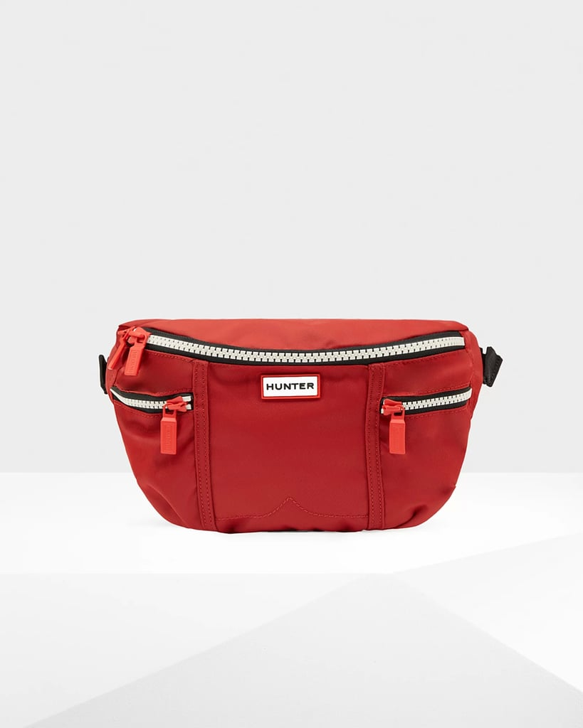 Hunter Original Fanny Pack in Red