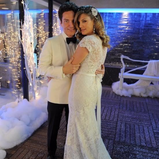 Latina Celebrity Wedding Dresses