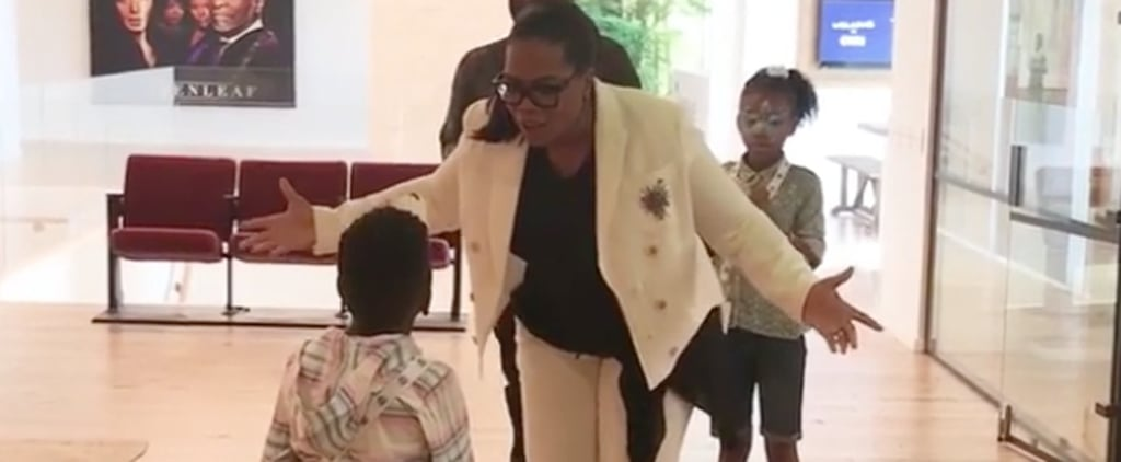 This Little Kid Trying to Guess Oprah's Name Will Make You Feel All Kinds of Uncomfortable