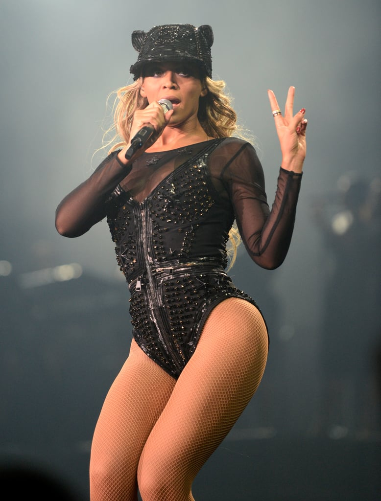 tour Beyonce mrs bodysuit carter