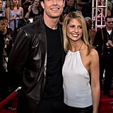 Freddie Prinze Jr. and Sarah Michelle Gellar in 2000