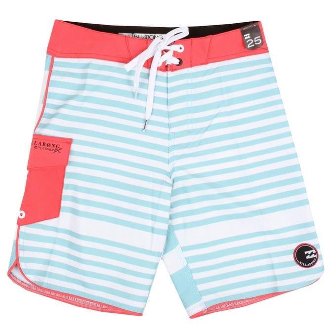 Striker Stripe Board Shorts