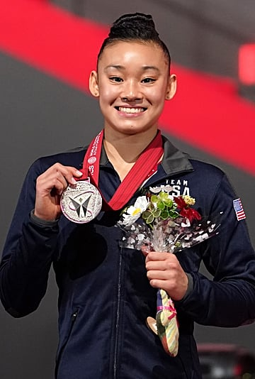 Leanne Wong Won 2021 World Silver, Bronze: Get to Know Her