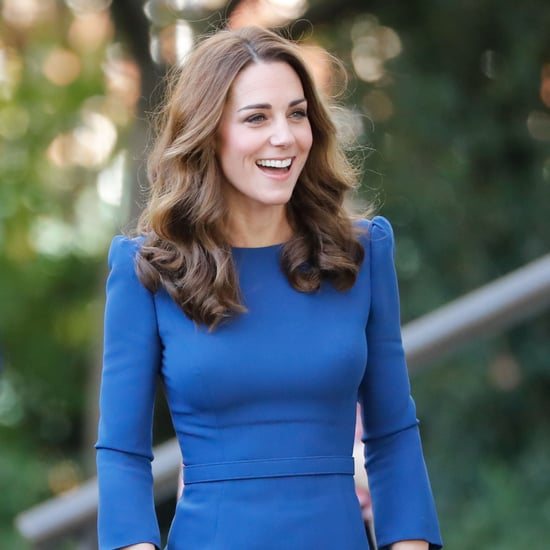 Kate Middleton at Imperial War Museum in London October 2018