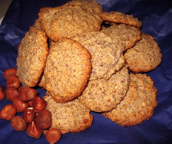 Healthy Holiday Recipe: Hazelnut Cookies