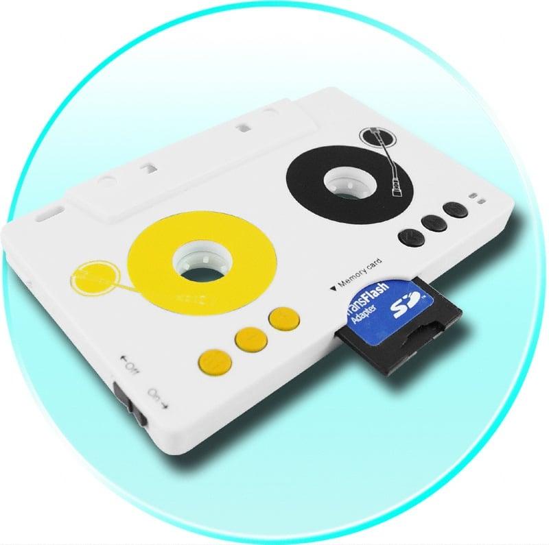Incognito Cassette Tape MP3 Player
