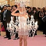 Katy Perry Dress Met Gala 2019