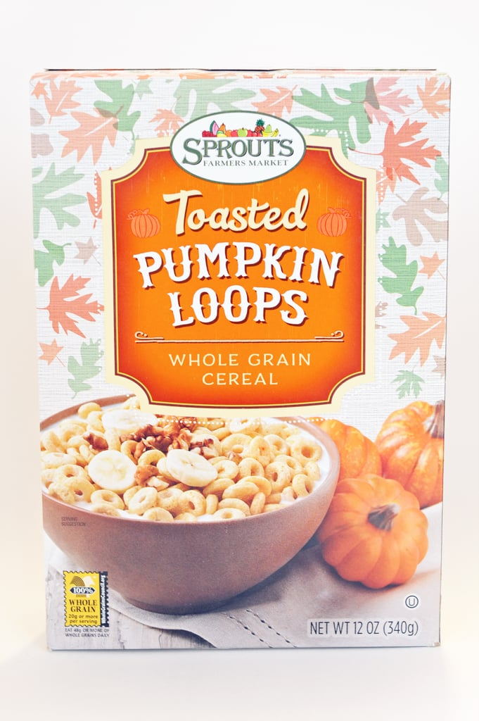 Sprouts Toasted Pumpkin Loops
