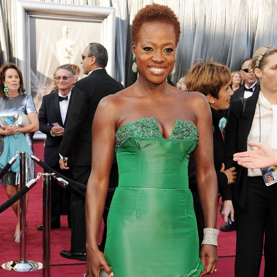 Viola Davis Arm Workout