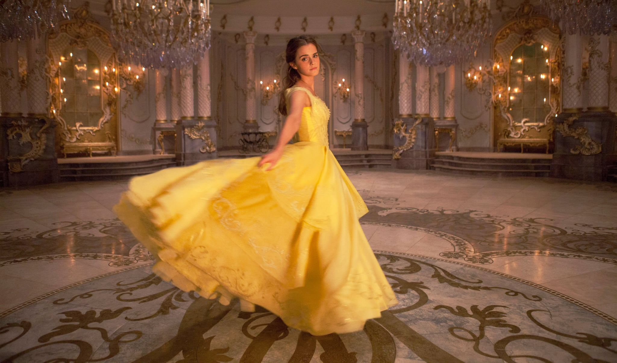 BEAUTY AND THE BEAST, Emma Watson, 2017. ph: Laurie Sparham / Walt Disney Pictures /courtesy Everett Collection