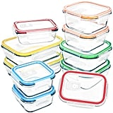 Glass Food Storage Containers With Lids
