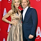 Felicity Huffman and William H. Macy
