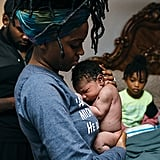 Photographer Raising Awareness of Black Maternal Mortality