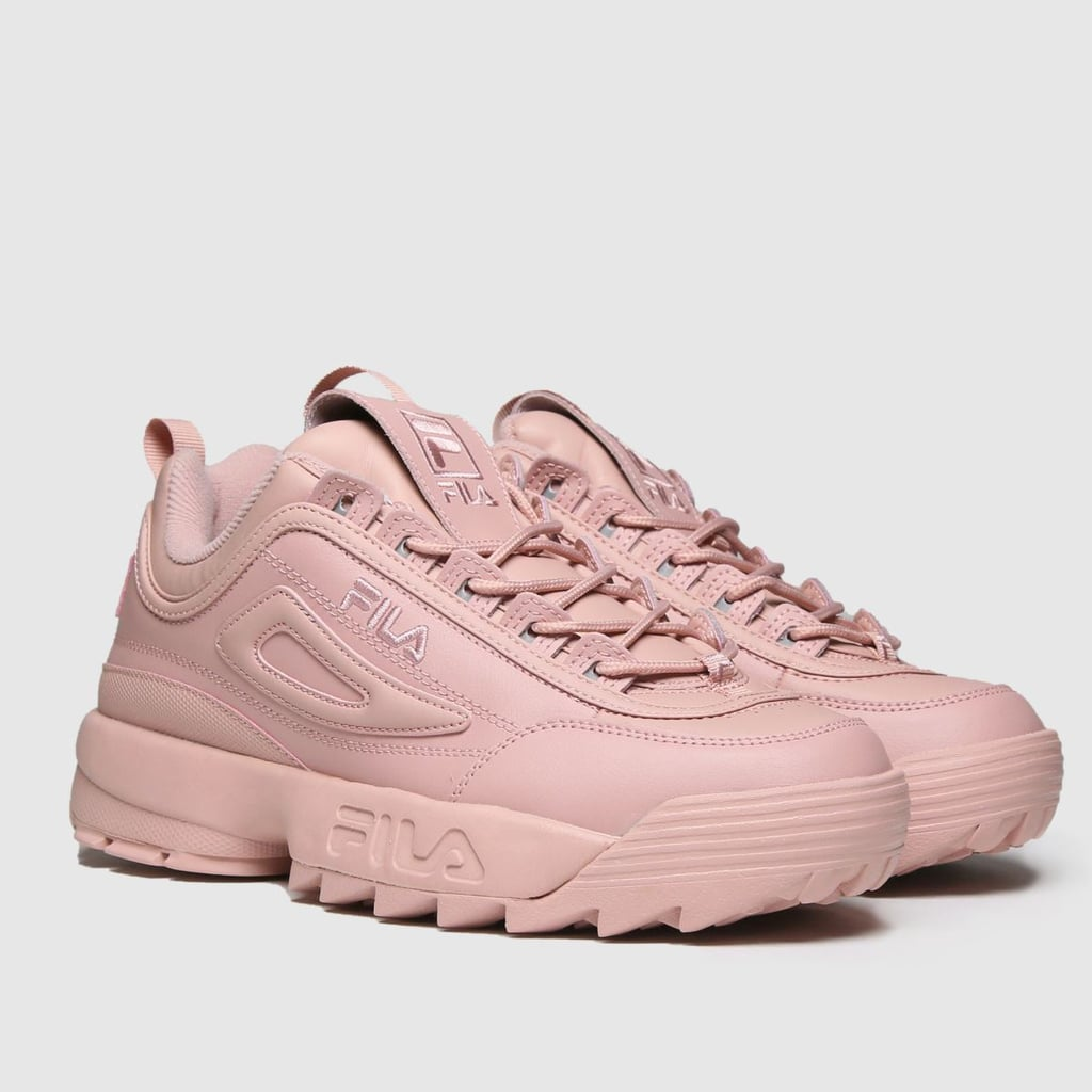 Fila Pale Pink Disrupter II