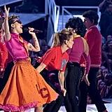 Miley Cyrus Outfit 2017 VMAs