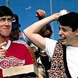 Movie Stills From Ferris Bueller's Day Off