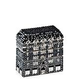 Judith Leiber Couture Crystal Bergdorf Goodman Storefront Pillbox