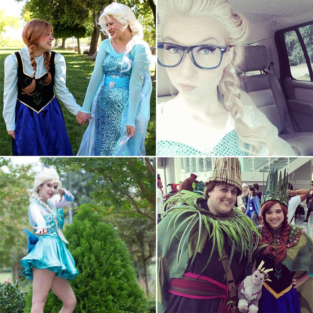 45 anna and elsa costume ideas for a frozen halloween - Halloween Costumes Of Elsa