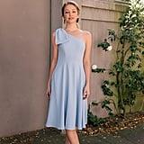Celine One Shoulder Dress