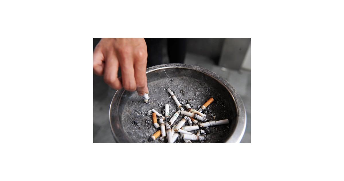 Is regular smoke a carcinogen?