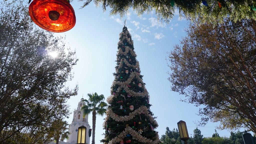 45 Foot Christmas Tree