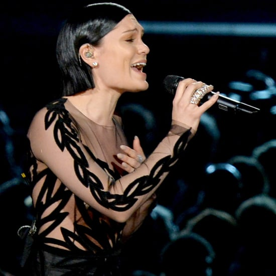 "Jessie J Sings ""That Lovin' Feeling"" at the Grammys 