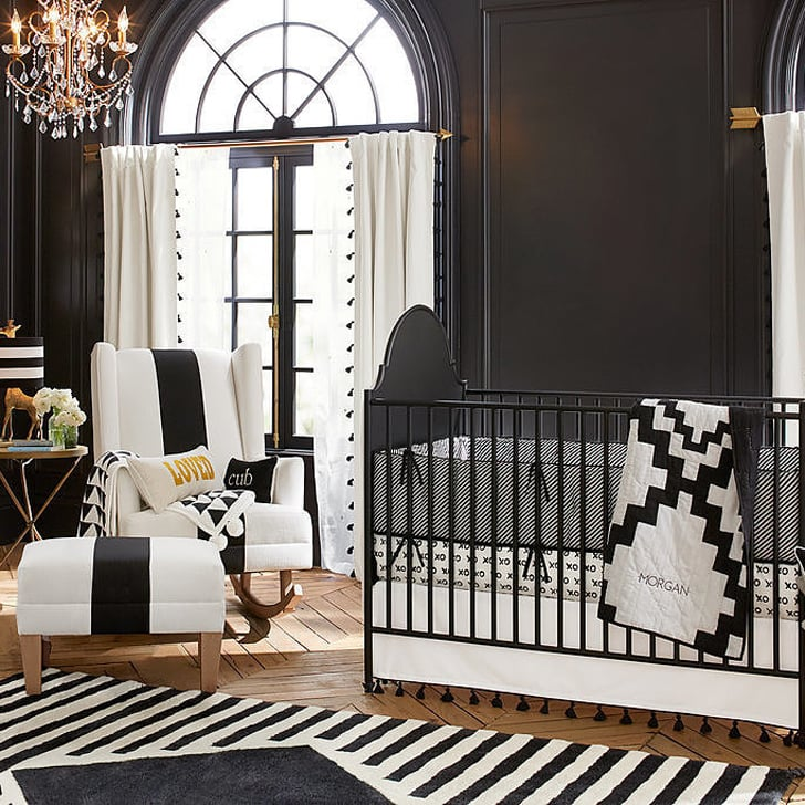 Pretty Nursery Decorating Ideas | POPSUGAR Moms