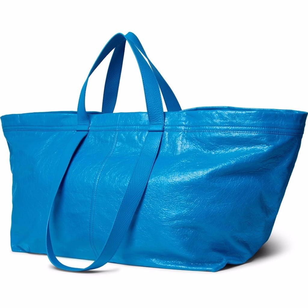 b66afe7dcb2 Balenciaga Ikea Bag