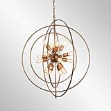 Ron Weasley: Kerala Design Nebula Light Orb Chandelier
