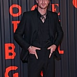 Jacob Elorid at the Bulgari Party at New York Fashion Week