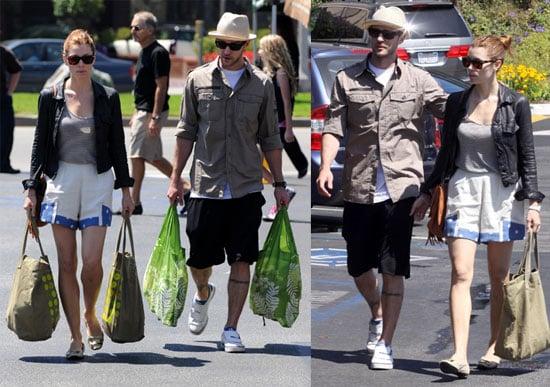 Photos of Jessica Biel and Justin Timberlake