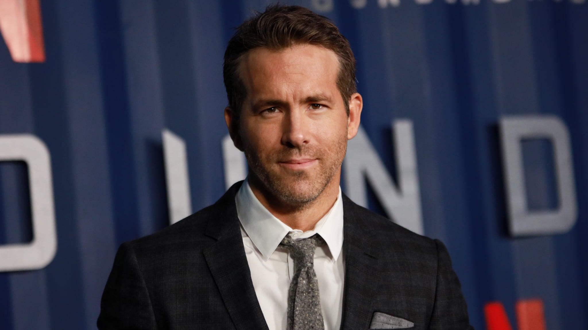 NEW YORK, NY - DECEMBER 10: Ryan Reynolds attends Netflix's