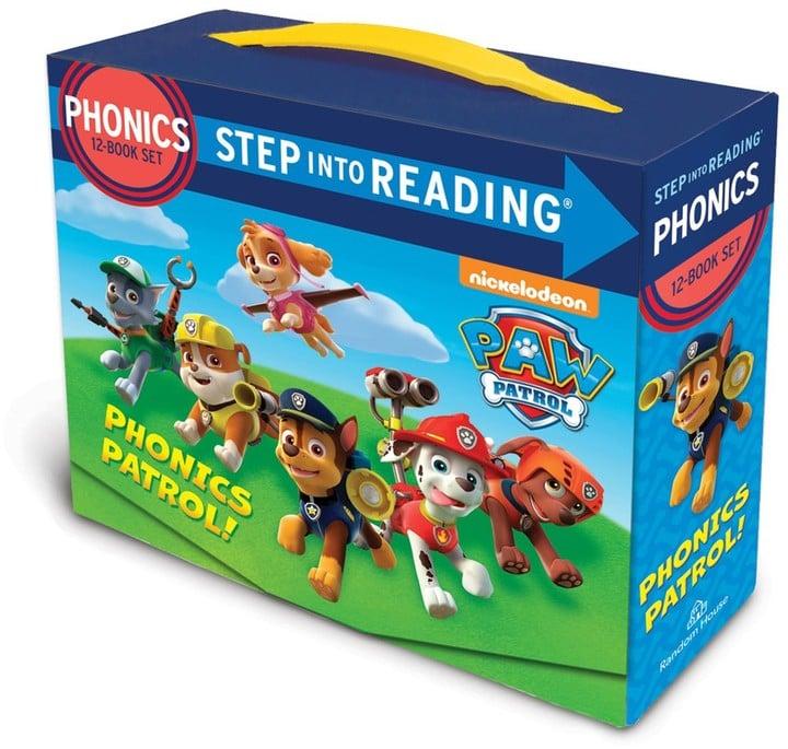 Penguin Random House Paw Patrol Phonics Box Set