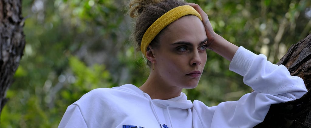 Cara Delevingne's New Puma Collection Celebrates Pride