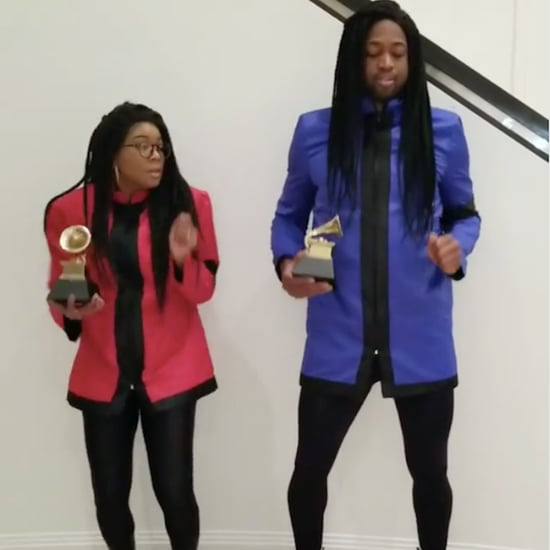 Gabrielle Union and Dwyane Wade Halloween Costume 2017