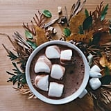 Try different hot chocolate recipes until you've found your favorite one.