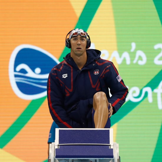 Why Olympic Swimmers Wear Coats Before a Race