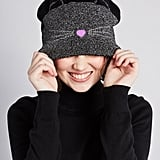 Mew on Cue Cat Beanie
