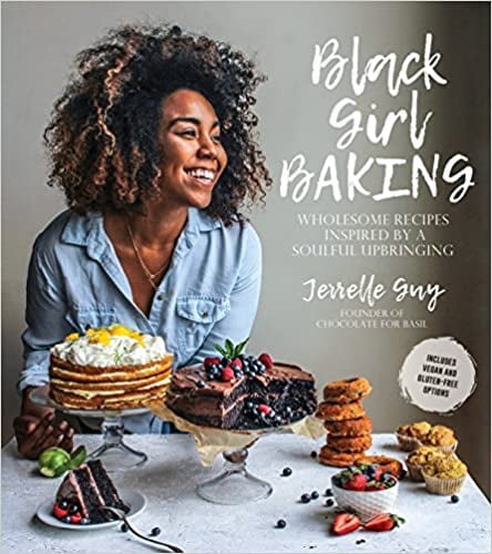 Black Girl Baking by Jerrelle Guy