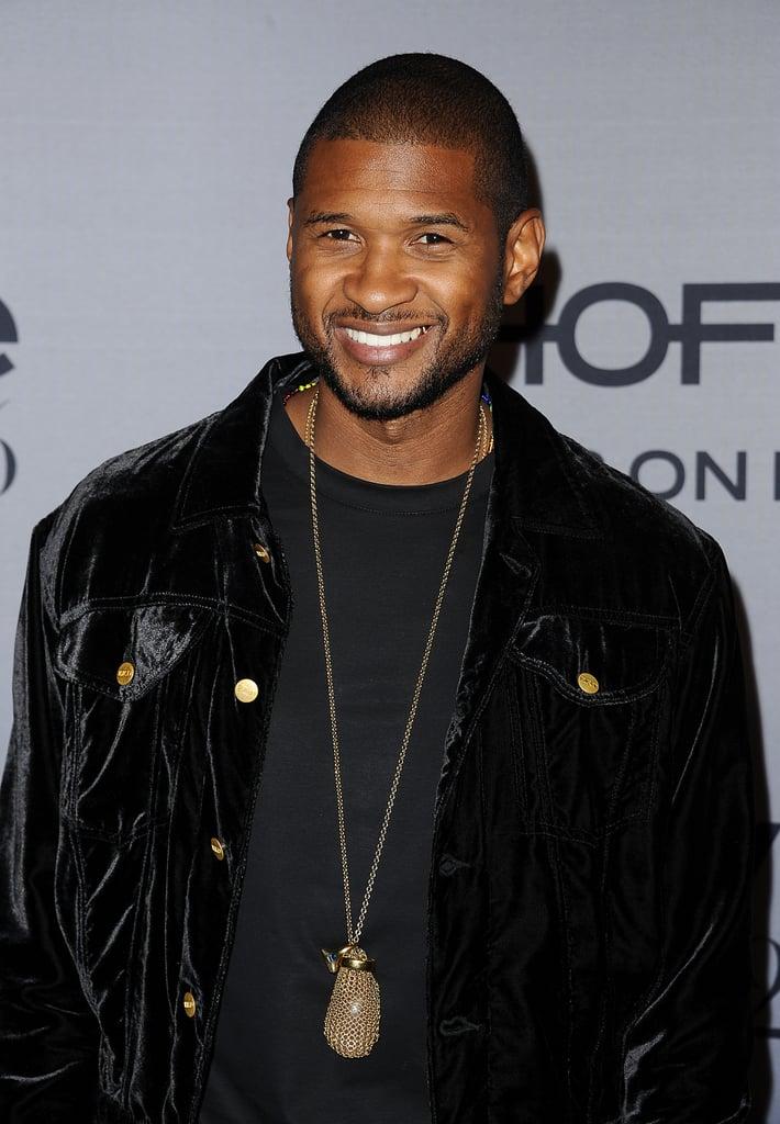 Usher: Oct. 14