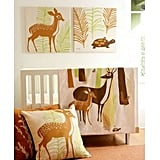 Organic Woods Crib Bedding