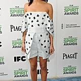 Zoë Kravitz at the 2014 Spirit Awards