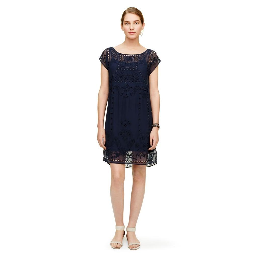 Club Monaco Eyelet Dress