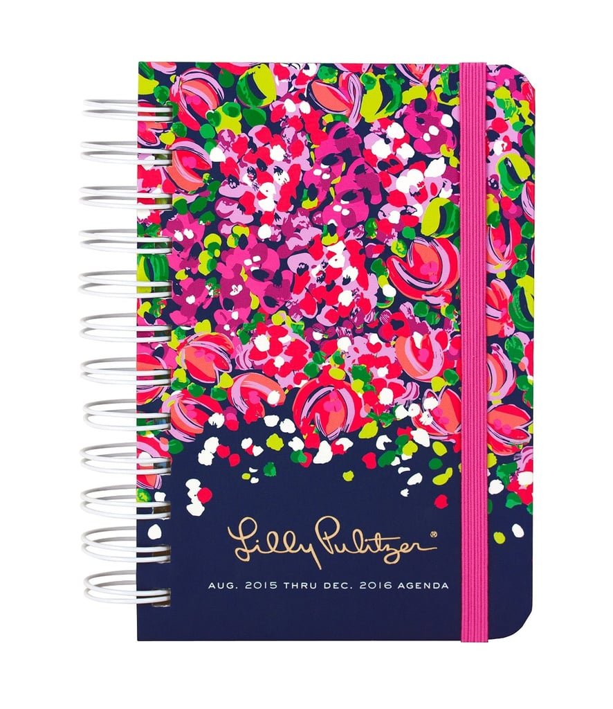 Lilly Pulitzer Wild Confetti 17-Month Pocket Agenda