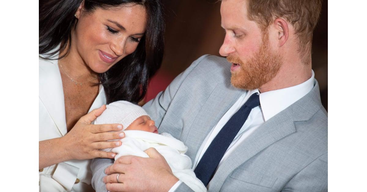 Prince Harry Meghan Markle Wedding Anniversary Message