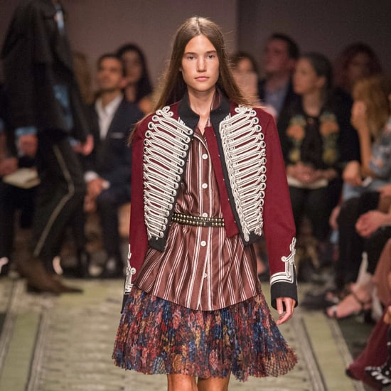 Burberry Runway Show September 2016