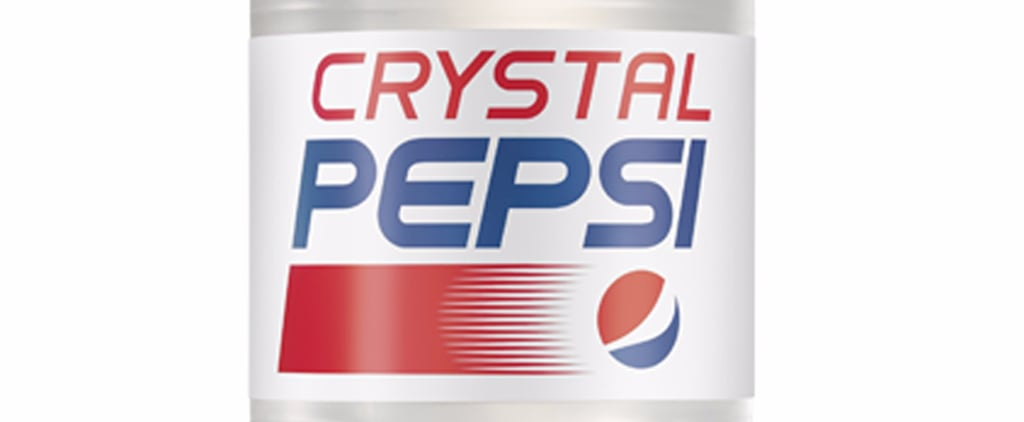 Where Can You Buy Crystal Pepsi?